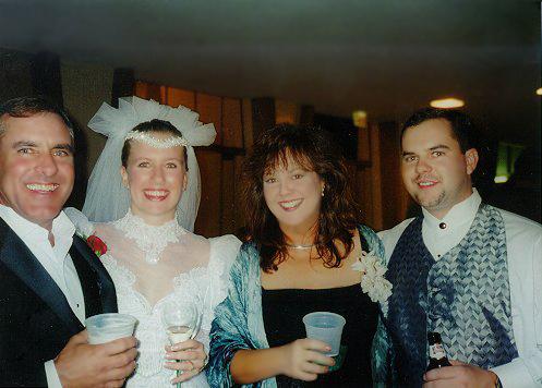 Michael, Sr., Tracy, Victoria, and Michael